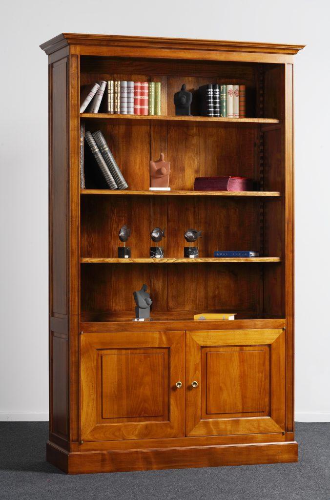 biblioth que style directoire balzarotti cr ateur de meubles et si ges. Black Bedroom Furniture Sets. Home Design Ideas
