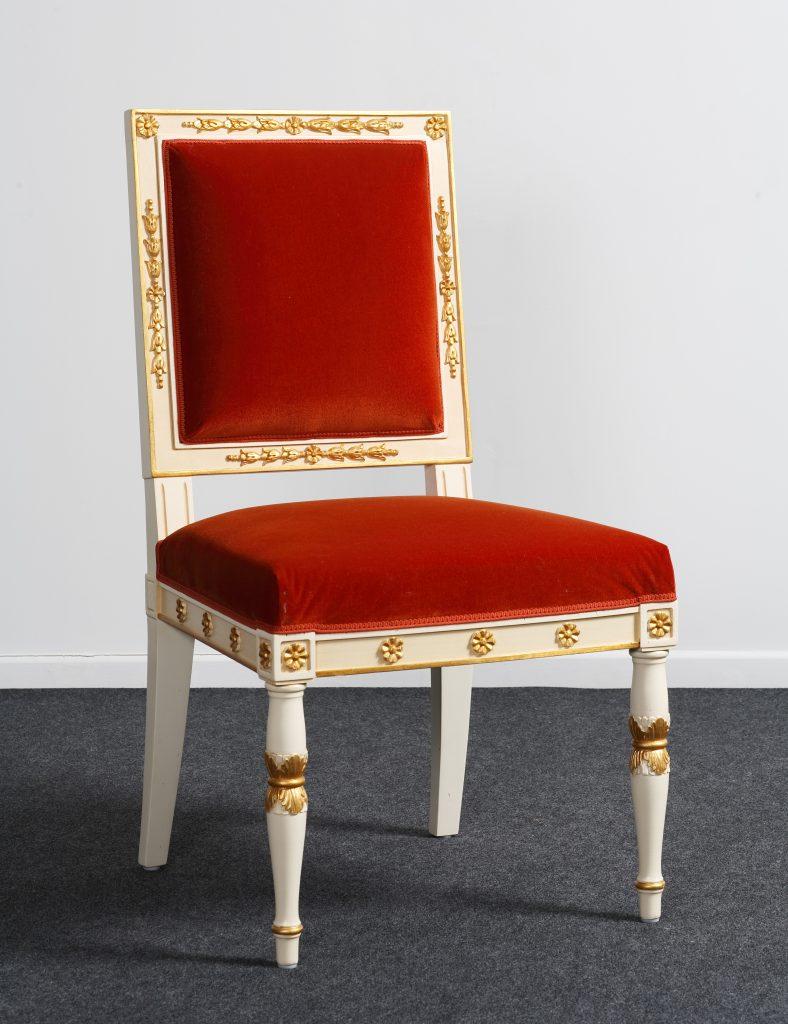 Balzarotti cr ateur de meubles et si ges chaise style for H h createur de meubles