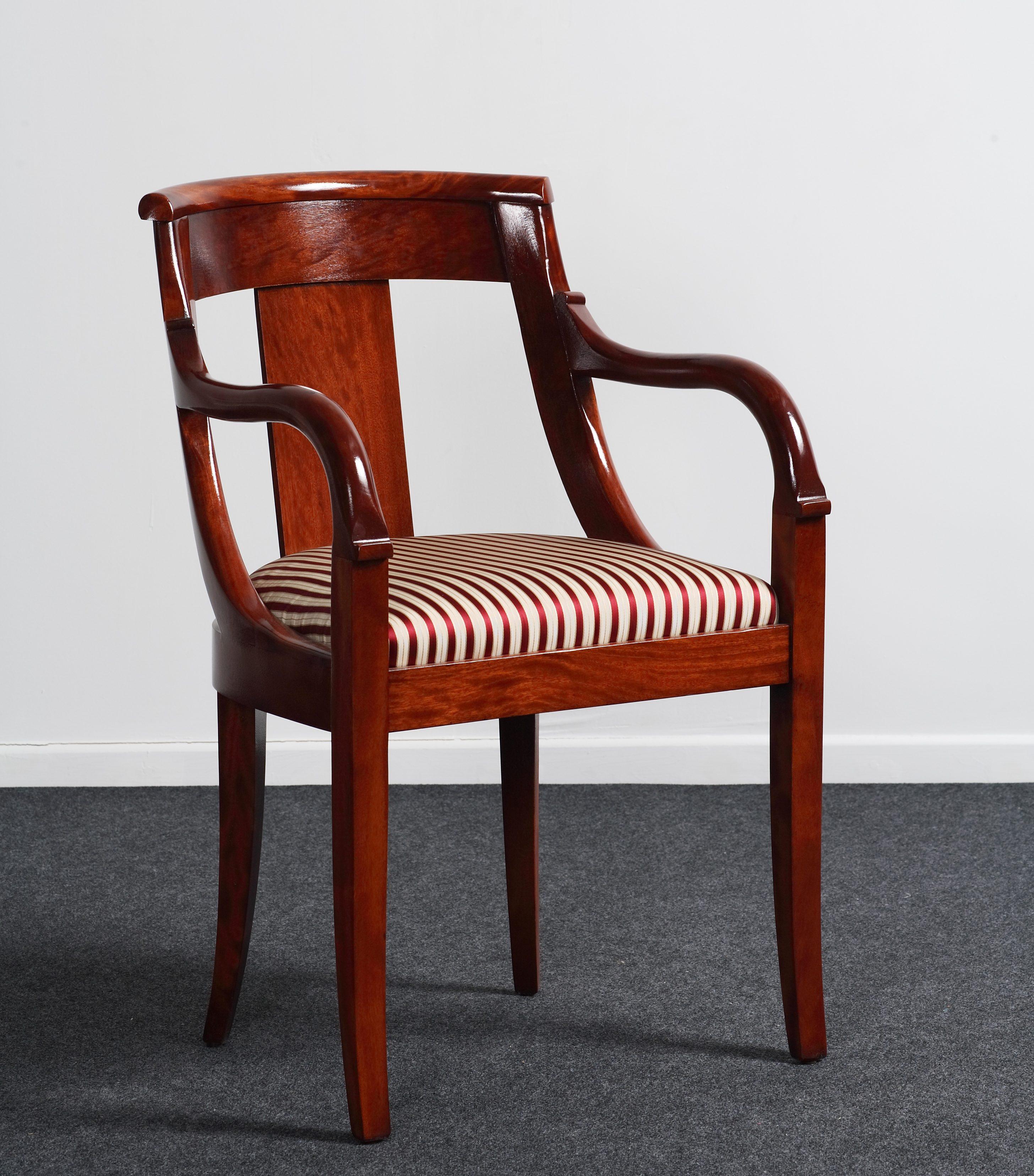 balzarotti cr ateur de meubles et si ges de style fauteuil directoire. Black Bedroom Furniture Sets. Home Design Ideas