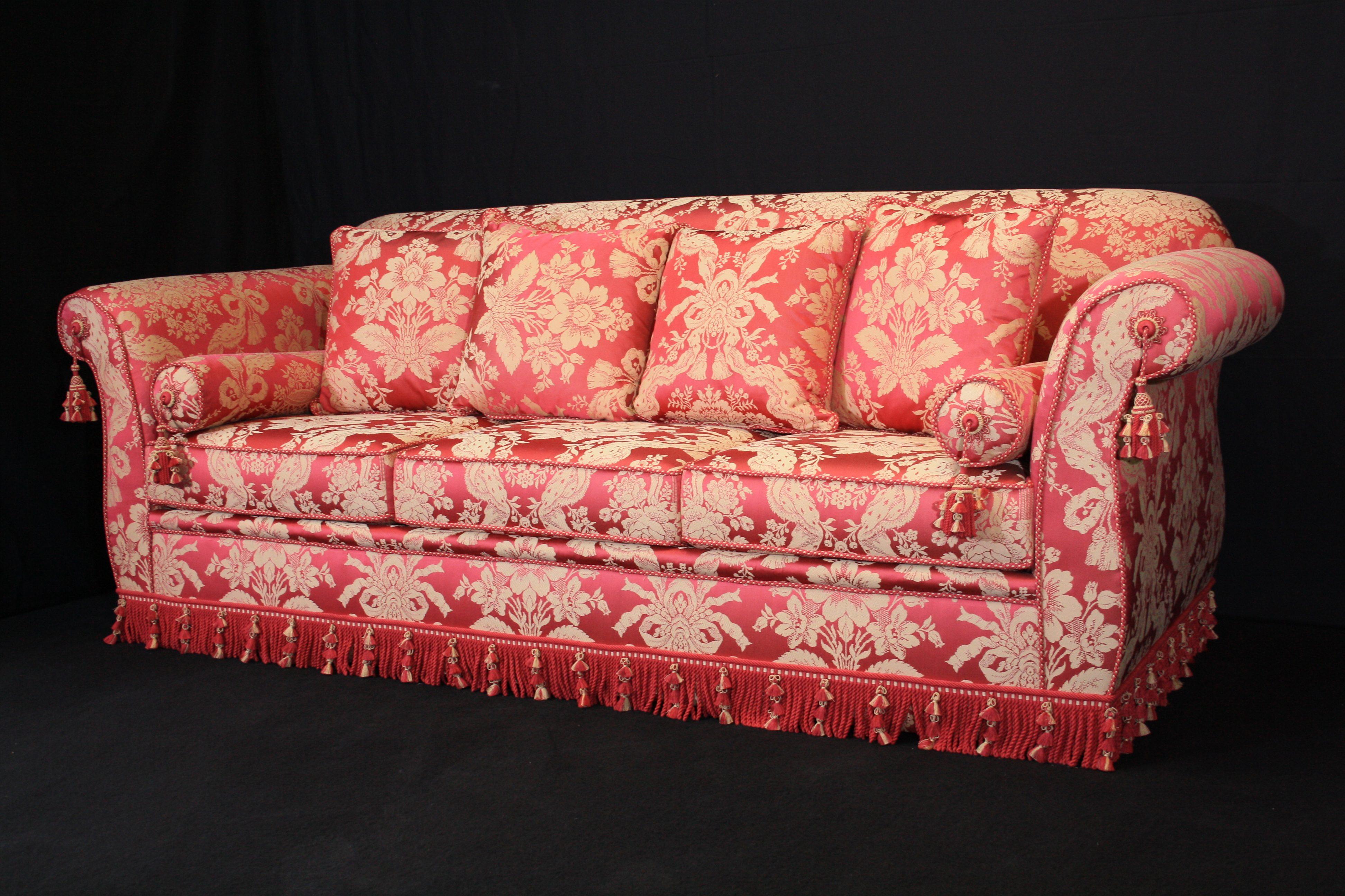 canap 3 places balzarotti cr ateur de meubles et si ges. Black Bedroom Furniture Sets. Home Design Ideas
