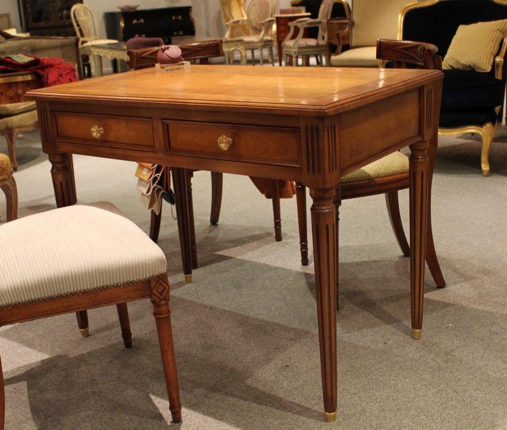Balzarotti cr ateur de meubles et si ges bureau style for H h createur de meubles