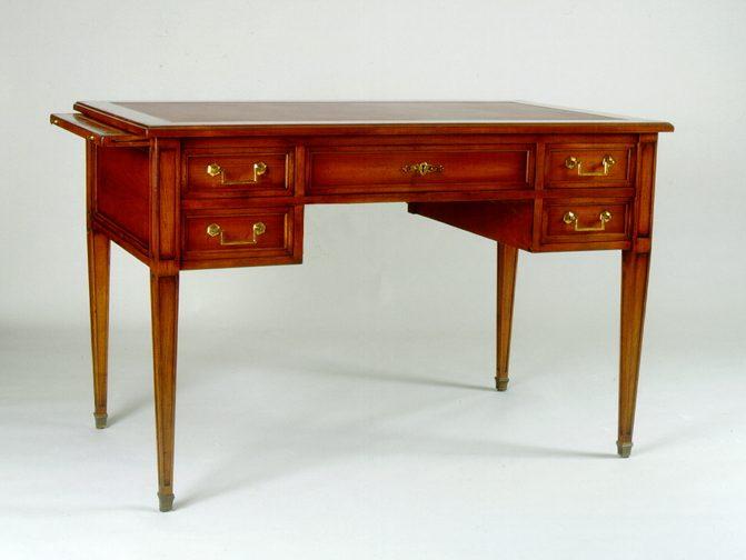 bureau style directoire balzarotti cr ateur de meubles et si ges. Black Bedroom Furniture Sets. Home Design Ideas